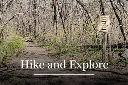 Hike and Explore Trails