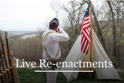 Live Re-enactments